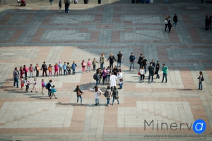 "Flashmob ""Mitosi"" (6 Ottobre 2014)"