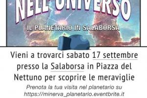 Viaggio nell'universo (17 Settembre 2016)